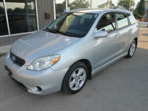 2008 Toyota Matrix XR automatic 4 cyl 230,000k new tires $5995