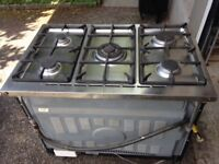 Kenwood Dual Fuel Cooker