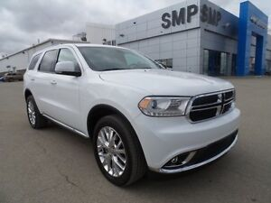 2016 Dodge Durango Limited - Navigation, AWD, Leather Seats, DVD
