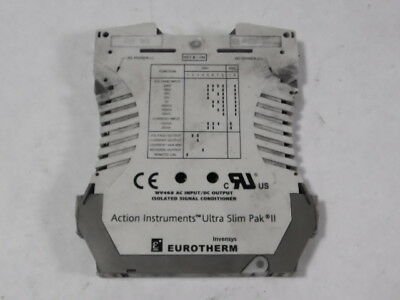 Eurotherm Wv468 Isolating Signal Conditioner Used