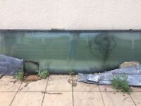 Toughened Roof glass