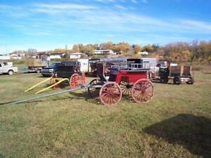Horse drawn vehicles for sale