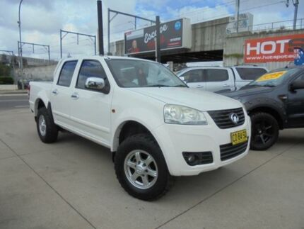 Stop and save motors pty ltd granville great promotions cars vans 2012 great wall v200 k2 my12 white 6 speed manual 4d utility fandeluxe Choice Image