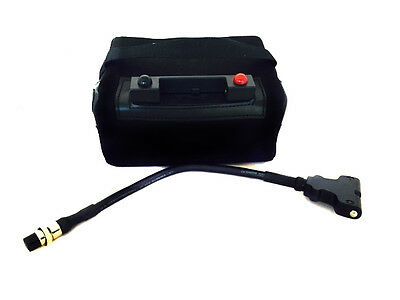 18/27 hole Lithium Golf Battery Pack ideal for Pro Rider/Stowamatic/Proforce