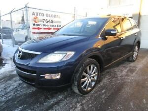 Mazda CX-9 7 PASSAGERS,AWD,GT,CUIR,TOIT OUVRANT,BLUETOOTH 2008