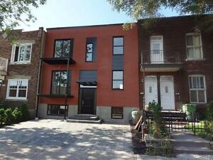 Gorgeous 2+1 bedroom 2 full bathroom apartment in Montreal