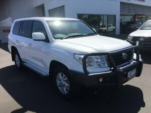 2013 Toyota Landcruiser VDJ200R MY13 GXL (4x4) Glacier White 6 Speed Automatic Wagon Sale Wellington Area Preview