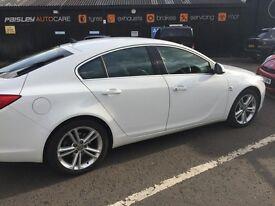 2011 Vauxhall insignia 2ltr diesel CDTI SRI (Sat Nav)