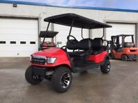 Club Car STRETCH ALPHA Electric 6 Passenger St. Catharines Ontario Preview