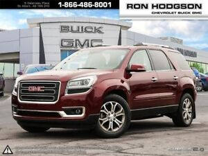 2015 GMC Acadia SLT LOADED LEATHER NEW TIRES