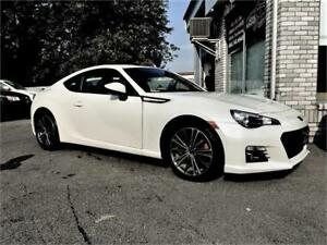 2013 Subaru BRZ Sport-tech **MANUAL 6 SPEED**