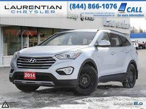 2014 Hyundai Santa Fe-THE CLASSY GROCERY GETTER!