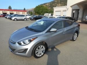 2016 HYUNDAI ELANTRA - 4 Door Sedan SE 6MT
