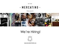 ATTN: EXPERIENCED BARISTAS! FULL TIME - NO EVE/WKNDS!