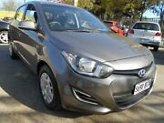 2012 Hyundai i20 PB MY12.5 Active Gold 4 Speed Automatic Hatchback Woodville Charles Sturt Area Preview