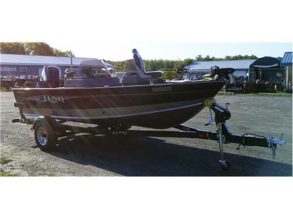 Used 2014 Lund Boat Co 1675 Impact SS