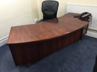 Executive Office Furniture Suite