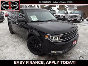 2016 Ford Flex LIMITED!! AWD!! NAV!! SUNROOF!! LEATHER!!