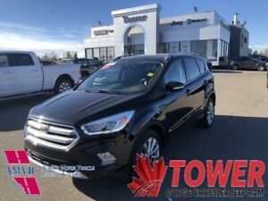 2017 Ford Escape Titanium - ECOBOOST, HEATED FRONT SEATS, 4WD