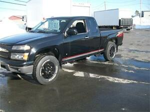 2009 Chev Colorado Ext Cab 4x4