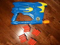 Nerf Gun - AirJet Power Plus with Power Clip