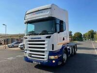 Scania R420 Midlift Topline Tractor Unit