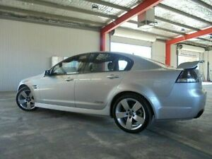 2007 Holden Commodore VE SS V Silver 6 Speed Sports Automatic Sedan Welshpool Canning Area Preview