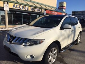 2010 Nissan Murano LEATHER, CAMERA, PERFECT CONDITION