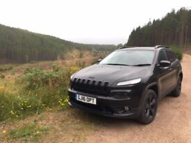 Jeep Cherokee Night Eagle Edition not renegade or grand cherokee