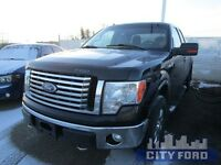 "2013 Ford F-150 4x4 SuperCrew 145"" FX4"