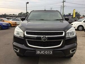 2013 Holden Colorado RG LT Sports Automatic Utility Sandgate Newcastle Area Preview
