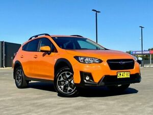2017 Subaru XV G4X MY17 2.0i Lineartronic AWD Sunshine Orange 6 Speed Constant Variable Wagon Blacktown Blacktown Area Preview