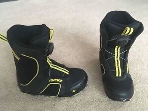 Snowboard Boots - Kids Ride Norris Boa