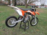 KTM 85 85cc 2016 SX SW Moto Cross SX Small Wheel