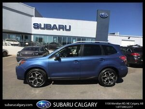 2015 Subaru Forester 2.0XT Touring with Tech