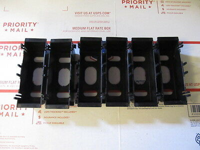 Whelen Lfl Liberty Patriot Lightbar 500 Series Led Mounting Pod Light 6 Buckets