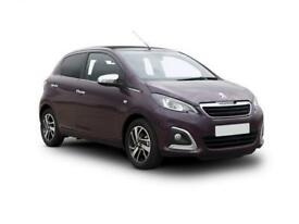 2014 PEUGEOT 108 TOP HATCHBACK 1.0 Active 5dr