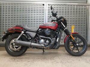 2018 Harley-Davidson STREET 500 (XG500) Road Bike 494cc Adelaide CBD Adelaide City Preview
