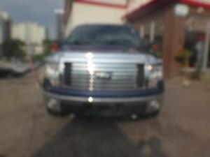 2010 Ford F-150 XLT With Leer Cap