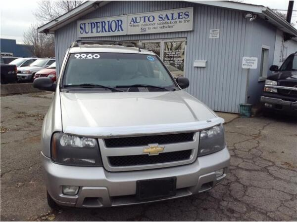 Used 2006 Chevrolet Blazer