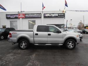 2005 Ford F150 FX4 Off Road