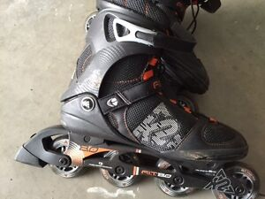 Like New K2 Power Inline Skates Size 11 Mens (Further Reduced)