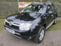 Dacia Duster 1.5 Laureate DCi 110 Turbo Diesel 4x4 (blue) 2013
