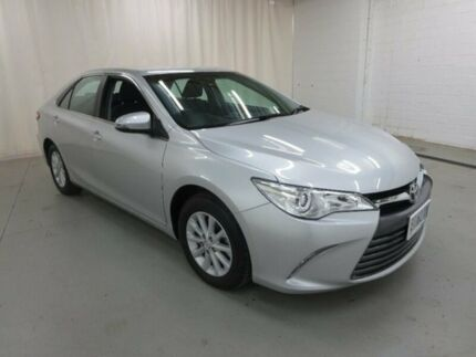 2015 Toyota Camry ASV50R Altise Silver 6 Speed Sports Automatic Sedan Glebe Hobart City Preview