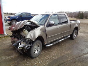 2002 F150 for parts