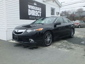 2012 Acura TSX SEDAN 6 SPEED A-Spec Special Edition 2.4 L