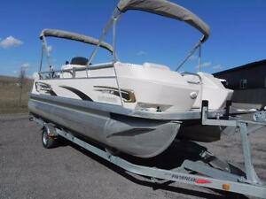 ***SOLD SOLD SOLD*** 2007 PRINCECRAFT VISION 21' FULL ENCLOSURE
