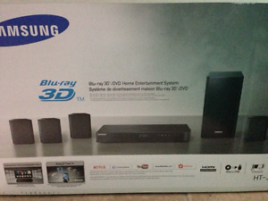 Samsung Smart 3D 5.1 Channel Blu-ray Home Theatre System – 500W