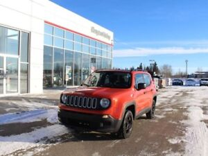 2015 Jeep Renegade Sport, backup cam