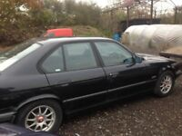 Breaking TWO BMW E34 525i facelift auto and 525i manual, sport exhaust, leacher seats, M50B25